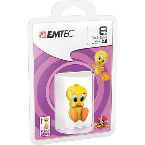 emtec-usb-key-8gb-looney-tunes-tweety-3d