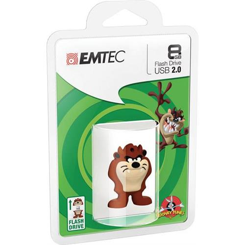 emtec-usb-key-8gb-looney-tunes-taz-3d