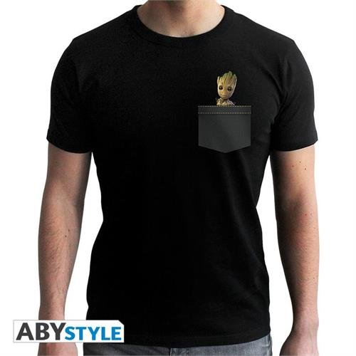 t-shirt-marvel-pocket-groot-m