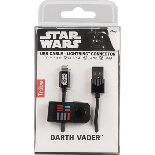 tribe-cavo-lightning-usb-1-2m-darth-v