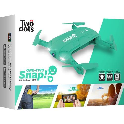 two-dots-snap-the-social-drone-verde