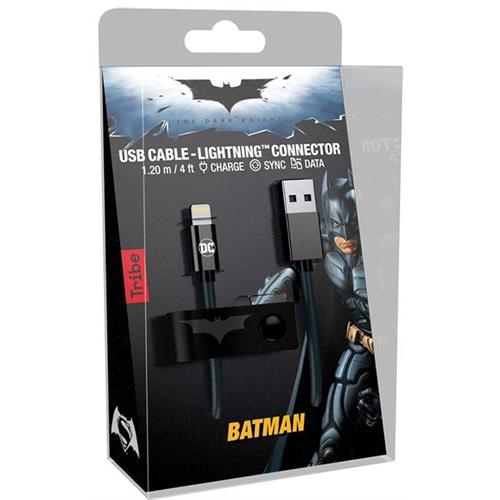 tribe-cavo-lightning-usb-1-2m-dc-batman