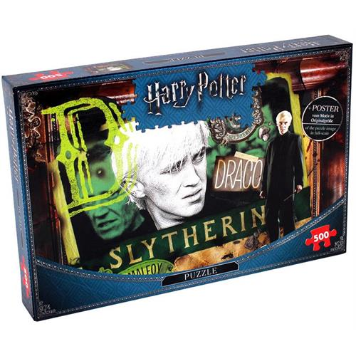 puzzle-harry-potter-serpeverde-500pz