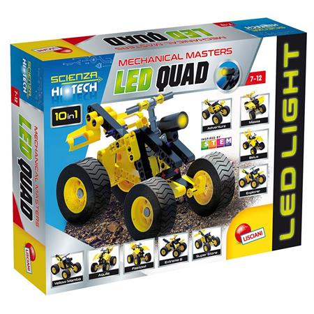 scienza-hi-tech-kit-quad-con-led