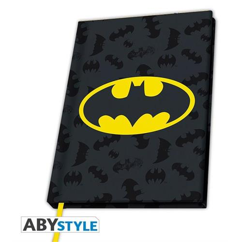 notebook-dc-comics-batman-logo