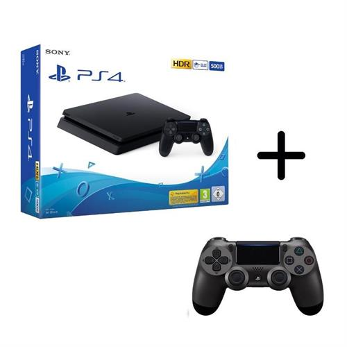 sony-playstation-4-ps4-500gb-new-chassis-f-cuh-2216a-controller-dualshock-steel-black