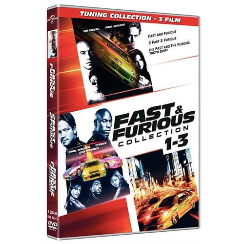 fast-furious-1-3-tuning-collection