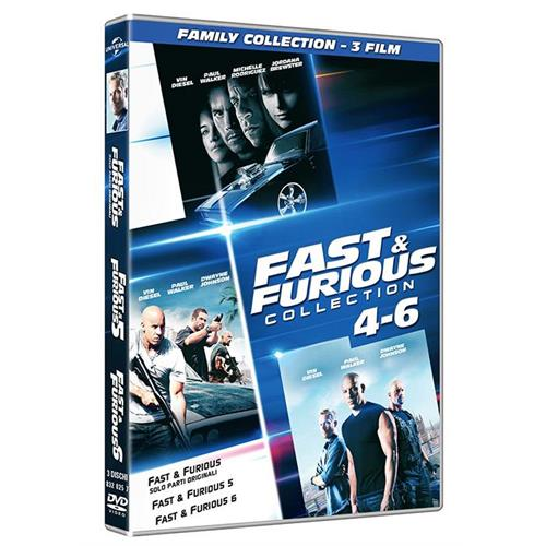fast-furious-4-6-family-collection