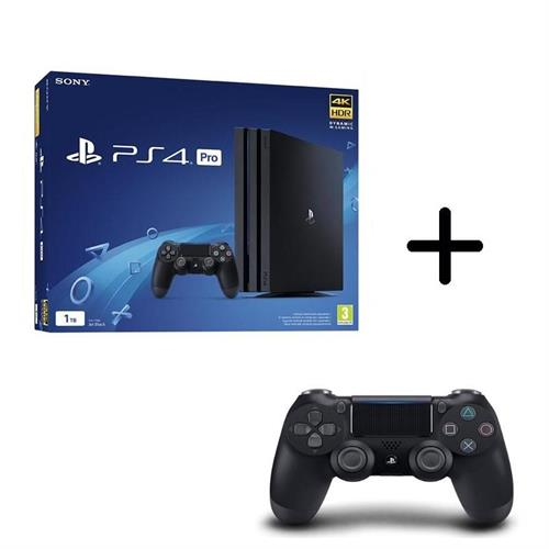 ps4-playstation-4-pro-gamma-1tb-black-controller-dualshock-black