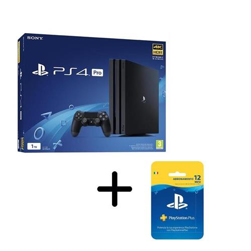 ps4-playstation-4-pro-gamma-1tb-black-psn-12-mesi