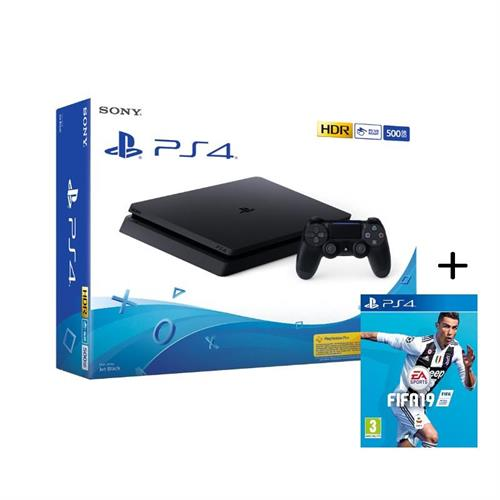 sony-playstation-4-ps4-500gb-new-chassis-f-cuh-2216a-fifa-19-garanzia-italia-24-mesi