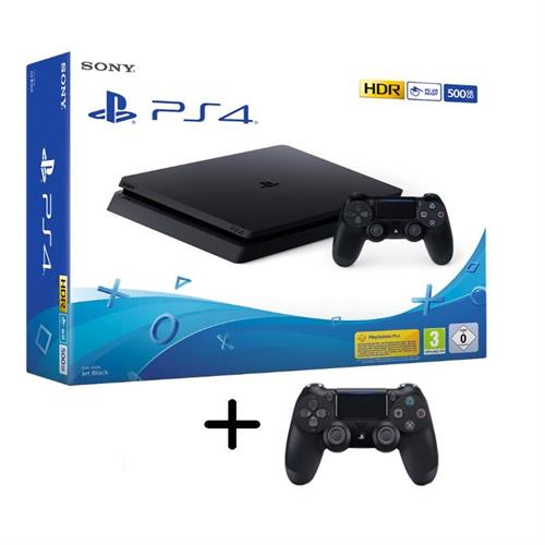 sony-playstation-4-ps4-500gb-new-chassis-f-cuh-2216a-2-joypad-dualshock-black-garanzia-italia-24-mesi