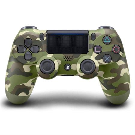 sony-controller-dualshock-4-v2-ps4-green-camo-wireless-spedizione-immediata