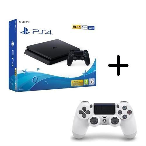 sony-playstation-4-ps4-500gb-new-chassis-f-cuh-2216a-controller-dualshock-white