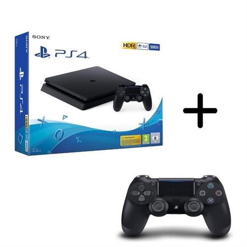 sony-playstation-4-ps4-500gb-new-chassis-f-cuh-2216a-controller-dualshock-black
