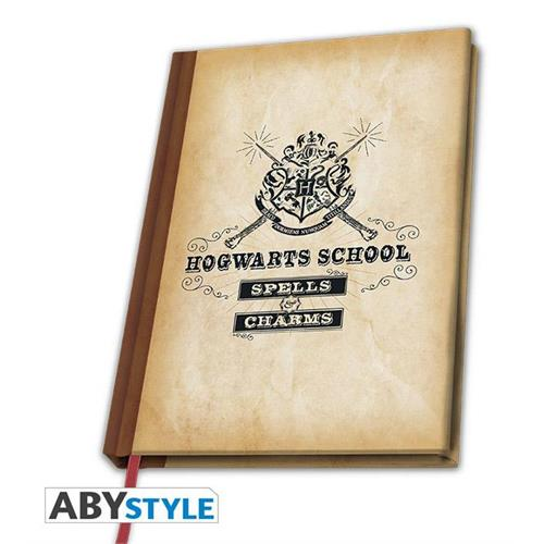 agenda-harry-potter-hogwarts-rigida