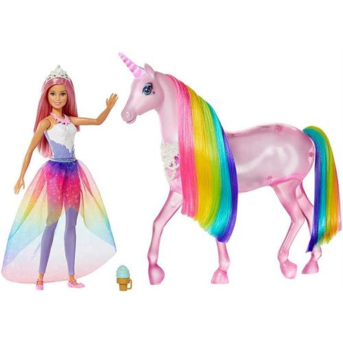 barbie-unicorno-grande-con-barbie