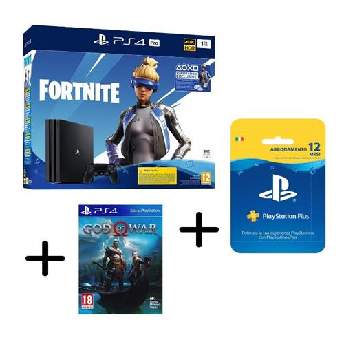 ps4-playstation-4-pro-gamma-1tb-black-fortnite-vch-psn-12-mesi