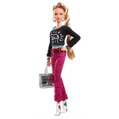 barbie-collector-barbie-keith-haring