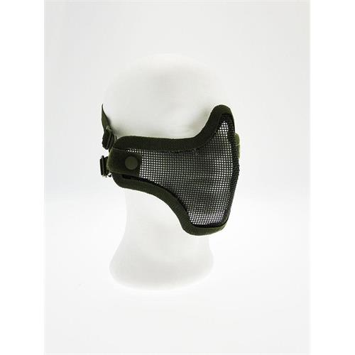 maschera-tactical-metallo-half-face-net-verde-royal
