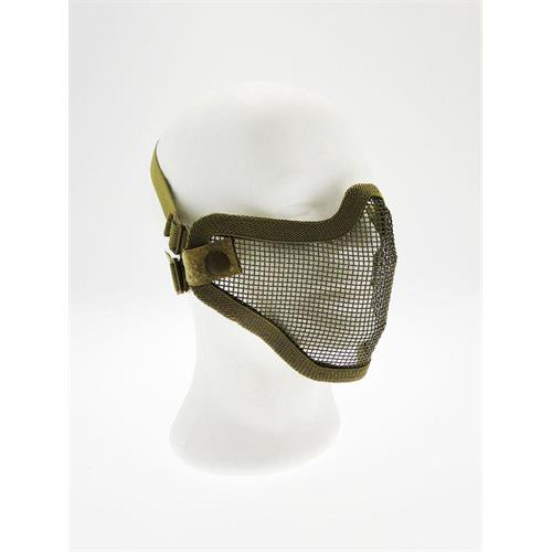 maschera-tactical-metallo-half-face-net-tan-royal