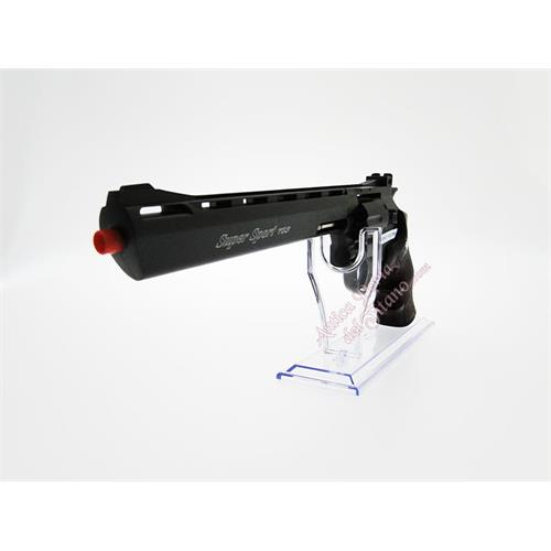 pistola-co2-revolver-703-nera-full-metal-tamburo-rotante