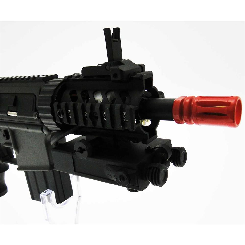 MIRINO ANTERIORE IN METALLO FLIP UP PER SLITTE WEAVER SOFTAIR AIRSOFT J.G