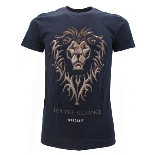 t-shirt-originale-warcraft-for-the-alliance