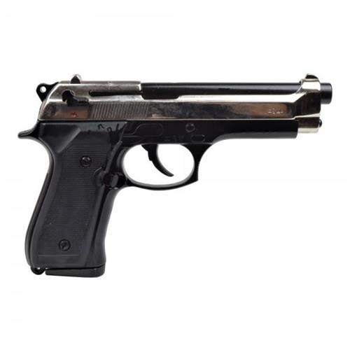pistola-a-salve-m92f-bicolor-carrello-cromato-calibro-9-mm-bruni-italia