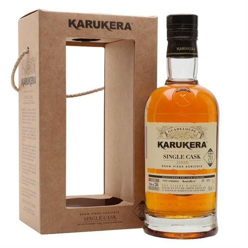 karukera-2008-single-cask