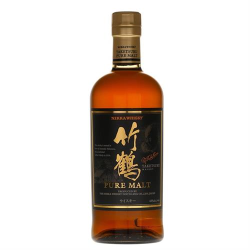 nikka-whisky-taketsuru-pure-malt