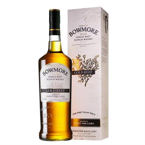 bowmore-gold-reef-100-cl