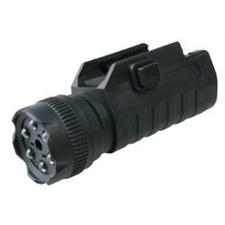 strike-systems-torcia-tactical-a-6-led-con-puntatore-a-distanza
