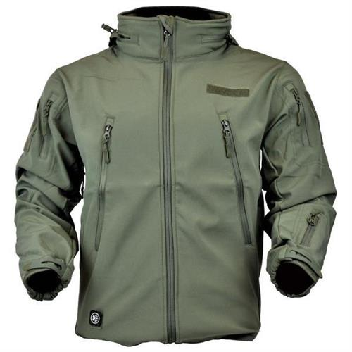 js-tactical-giacca-impermeabile-antivento-shark-skin-verde