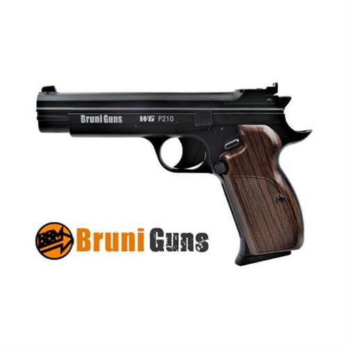 pistola-bruni-co2-p210-black-bb-4-5mm-blow-back-full-metal