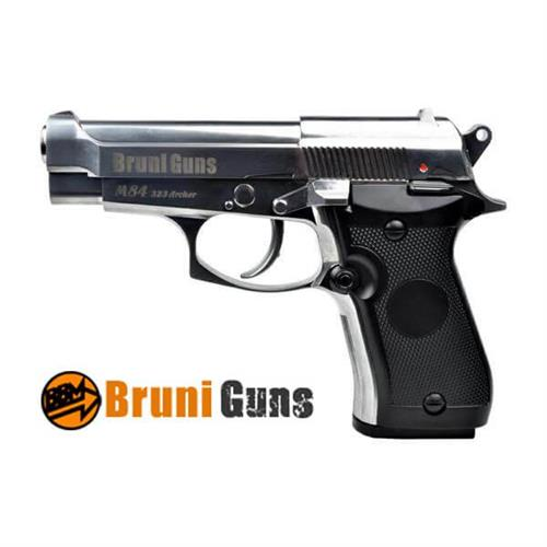 pistola-bruni-co2-m84-silver-full-metal-cal-4-5mm-bb-sferici