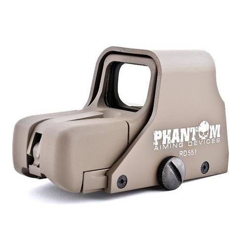 phantom-red-dot-551-olografico-tan