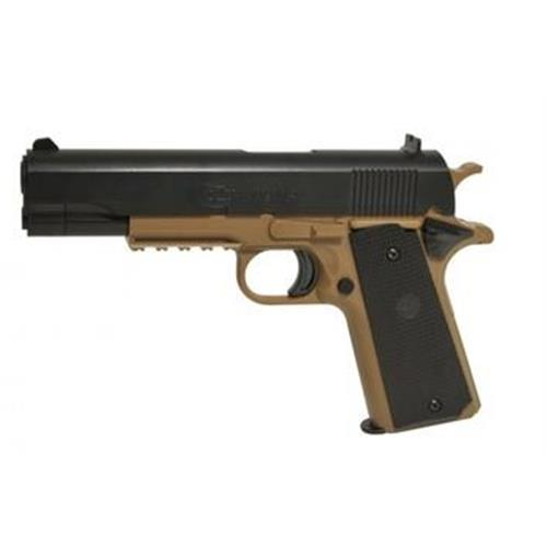 colt-1911-tan-black-a-molla-rinforzata