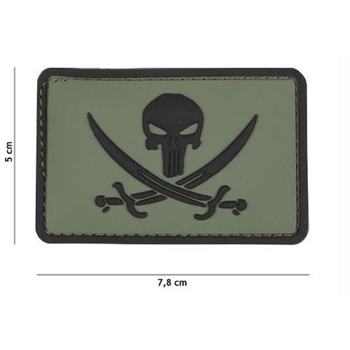 v-storm-patch-3d-in-pvc-con-velcro-punisher-pirata-verde