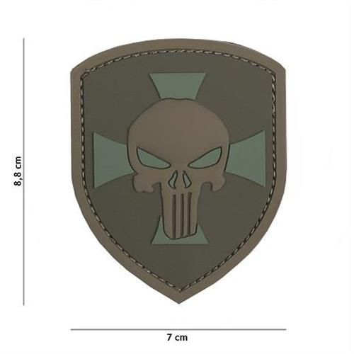 v-storm-patch-3d-in-pvc-con-velcro-punisher-scudo-croce-coyote