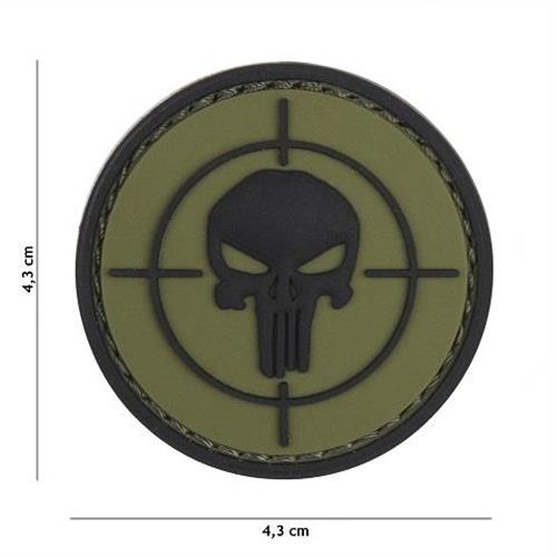 v-storm-patch-3d-in-pvc-con-velcro-punisher-bersaglio-verde