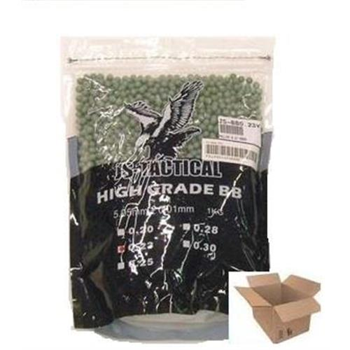 js-tactical-pallini-o-23-high-grade-verdi-4350pz-cartone-da-20pz