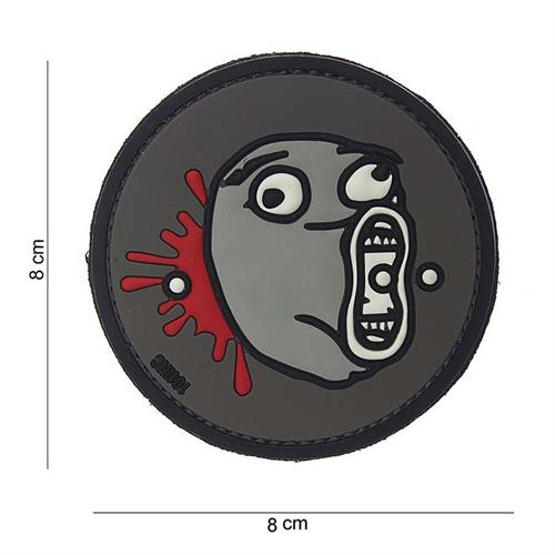 patch-3d-in-pvc-con-velcro-lol-face