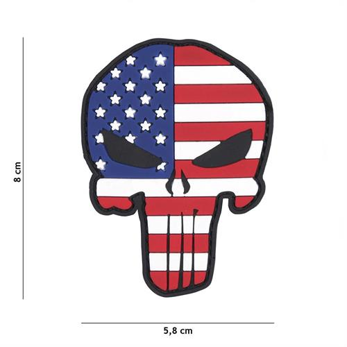 patch-3d-in-pvc-con-velcro-punisher-usa