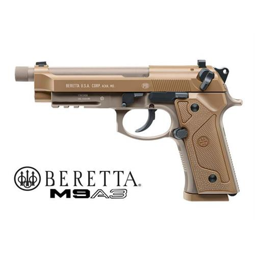 beretta-m9a3-tan-co2-scarrellante-metal