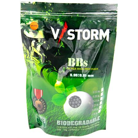 v-storm-pallini-o-25-high-polish-biodegradabili-brown-4000pz-1kg