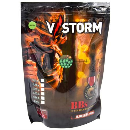 v-storm-pallini-0-25g-high-polish-precision-green-4000pz-1kg