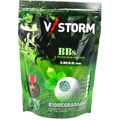 v-storm-pallini-o-23-high-polish-biodegradabili-green-4350pz-1kg