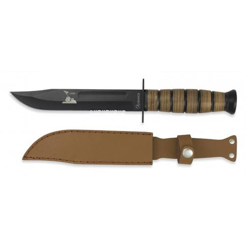 walther-survival-hunting-knife-black-blade-with-cordura-lining