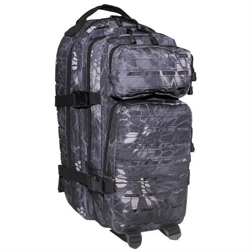 zainetto-tattico-combat-small-30lt-snake-black-molle-laser-cut